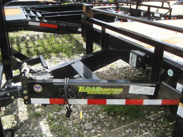 *H64* 7x24 Equipment Hauler Trailer 7 TON Load Trail 7 x 24 | EQ83-24T7-KR