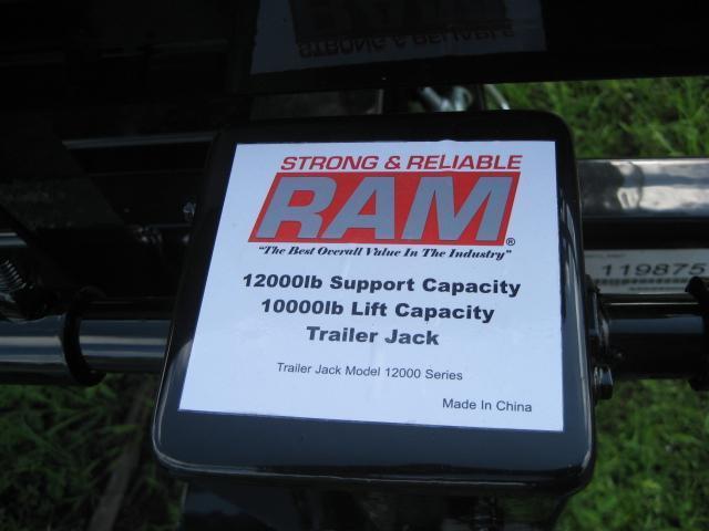 F12 | 7 TON 20' DECK OVER TILT Equipment Hauler | LR Trailers & Haulers