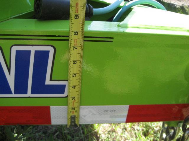 *H99* 8.5x24 Car Hauler Trailer 8 TON w/G Rated Tires 8.5 x 24   CH102-24T8-DOF