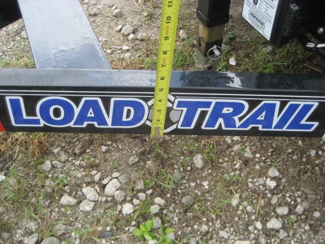 *H67* 7x20 Load Trail Hauler | Car Trailer 5 TON  7 x 20 | CH83-20T5-2B