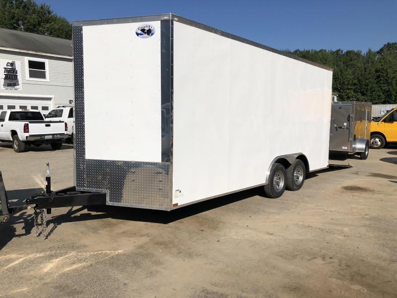 2019 Quality Cargo 8.5x18 12\