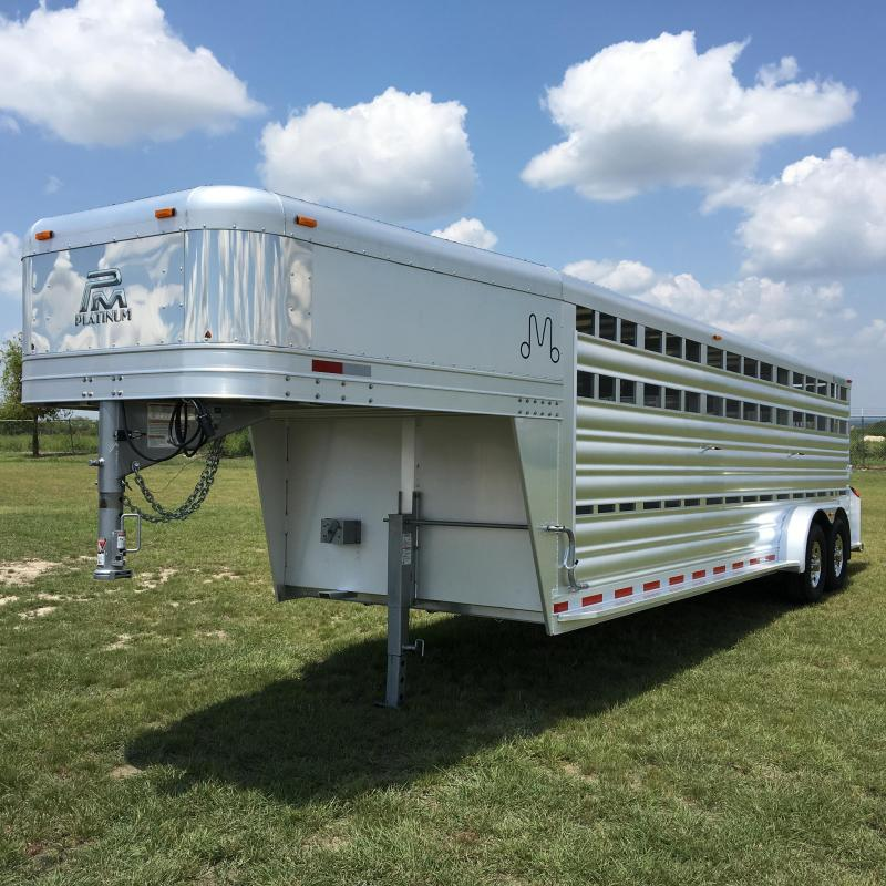 trailer vxvqow usrg trailers coach horse and platinum stock livestock
