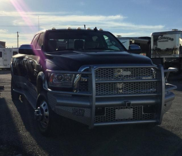 2014 Dodge 3500 4 X 4 Truck