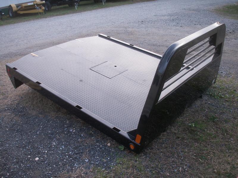 2016 CM TRUCK BODIE SS STEEL Truck Bed / Equipment