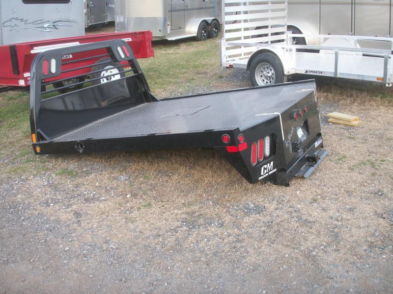 2016 CM TRUCK BODIE SS STEEL Truck Bed / Equipment