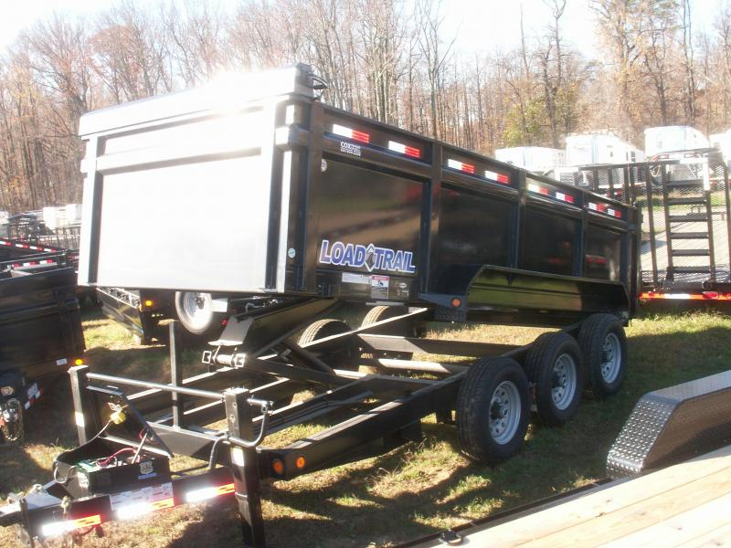 New 2018 load max dump trailer in upper marlboro md for Troy motor mall gmc
