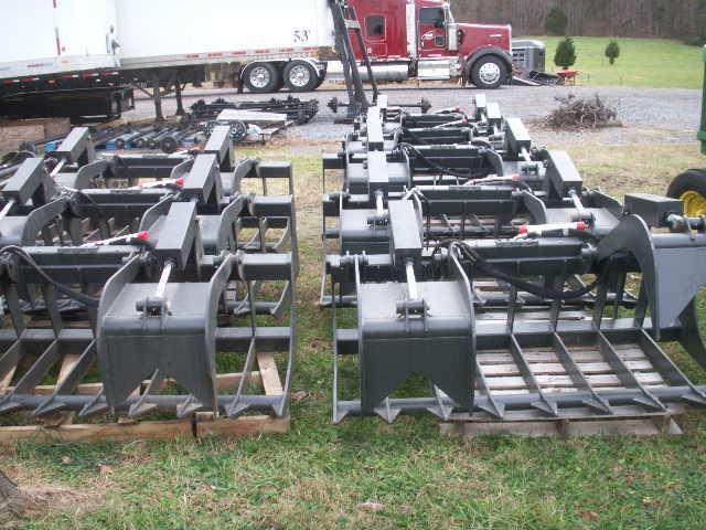 2016 Other ROOT GRAPPLE 5 THRU 7' Equipment Trailers
