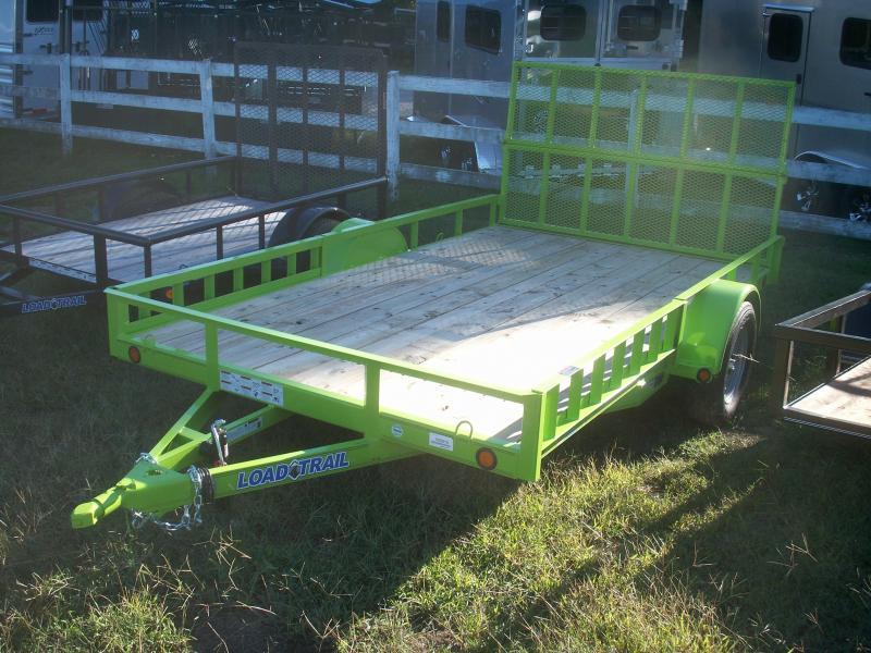 2016 Load Trail CUSTOM 4-WHEELER Utility Trailer