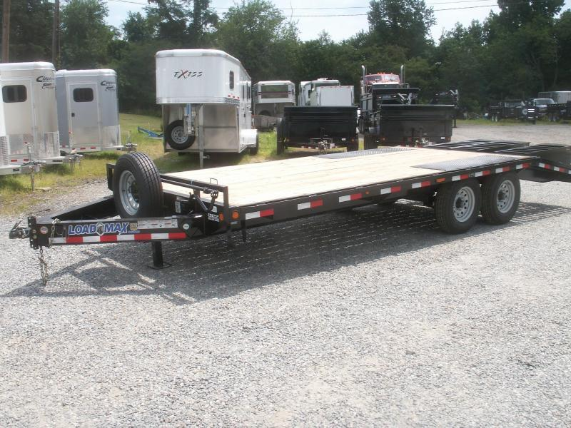 2015 Load Trail EQUIPMENT DECK OVER Equipment Trailers