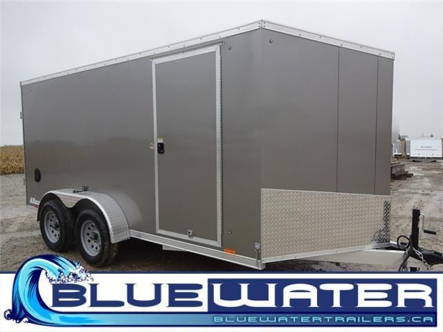2016 Cargo Express AX ALL ALUMINUM 7x14!! IN STOCK CALL TODAY!!