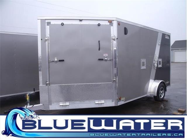 LEGEND ALUMINUM EXPLORER SNOW- DRIVE IN / DRIVE OUT!!!
