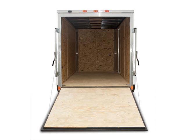 Cargo Express AX ALL ALUMINUM Cargo Trailer!!SCREWLESS EXTERIOR!