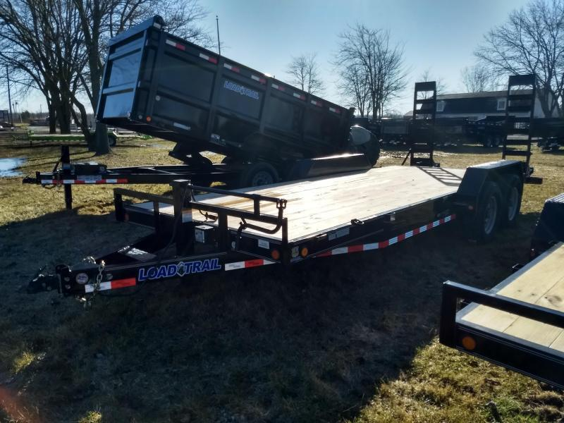 2018 Load Trail 83x22 14K Equipment Trailer
