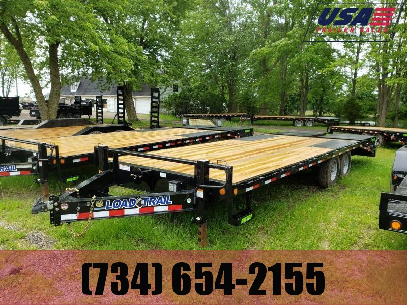 New 24' 14K Deck Over With Max Ramps The Bench Mark Of Quality