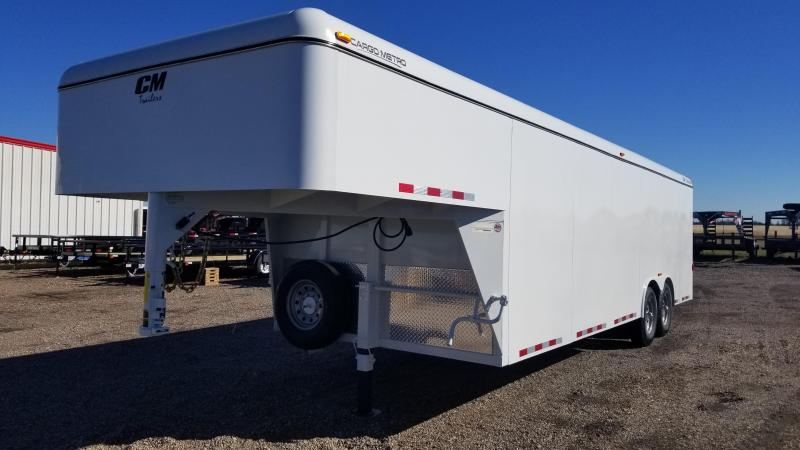"2018 Cargo Mate 24' x 7'10"" x 6'6"" GN Enclosed Cargo Trailer CM-38"