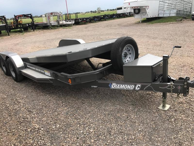 2017 Diamond C Trailers 20' Roadclipper Car / Racing Trailer