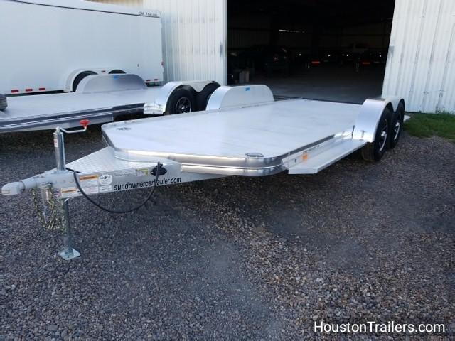 2018 Sundowner Trailers 19' CH19BP Car / Racing Hauler Trailer SD-61