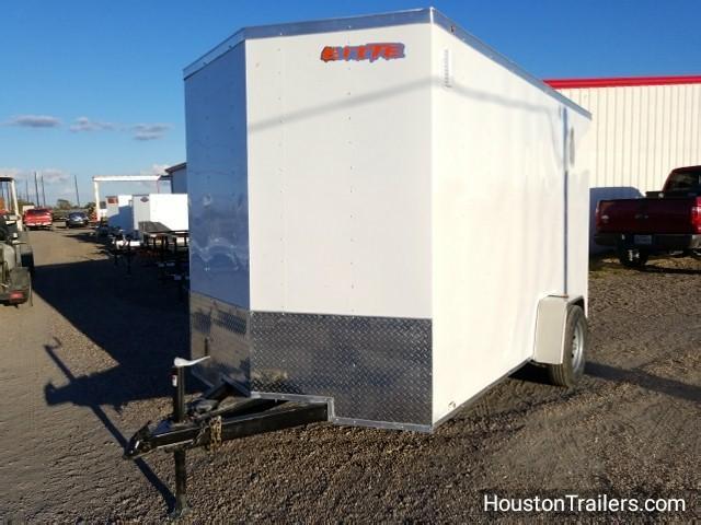 2018 Salvation Trailers 12' x 6' Enclosed Cargo Trailer CT-20