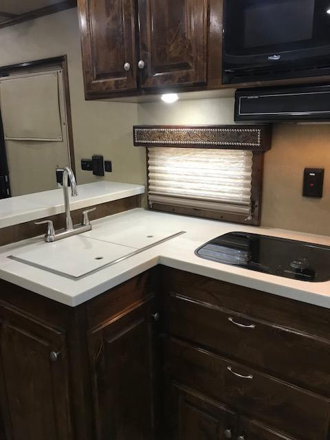 2019 Sundowner Trailers SPECIAL ORDER Competition BBQ Toy Hauler Toy Hauler