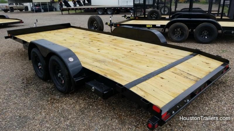 2018 Big Tex Trailers 18' 70CH Car / Racing Trailer BX-144