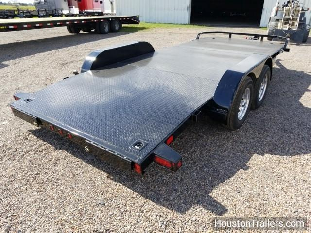 2018 Big Tex Trailers 70DM 18' Car / Racing Trailer BX-109