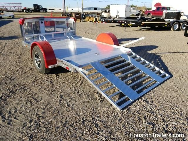 2018 Sundowner Trailers MC12 Motorcycle Trailer SD-63