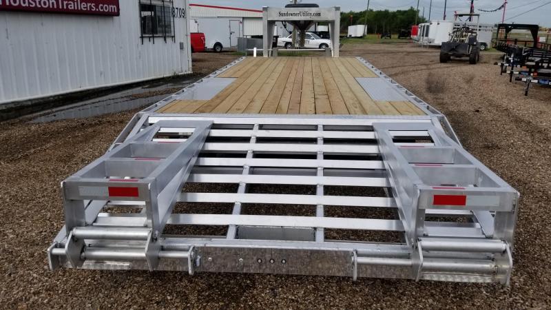 2018 Sundowner Trailers 25' XL DeckOver Flatbed Trailer SD-43