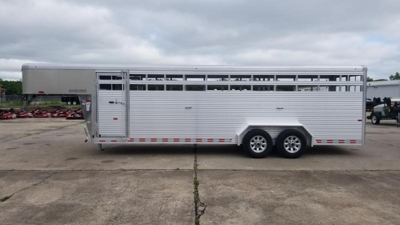 2018 Sundowner Trailers 24' Rancher Express Livestock / Cattle Trailer SD-38