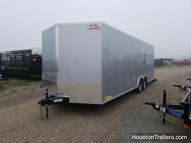 2018 Cargo Mate 24' x 8.5' Enclosed Car Cargo Trailer