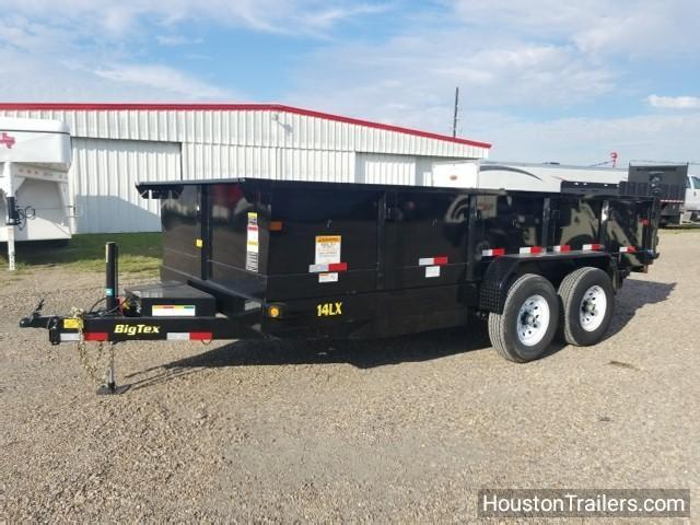 2018 Big Tex Trailers 14LX 16' Dump Trailer BX-115