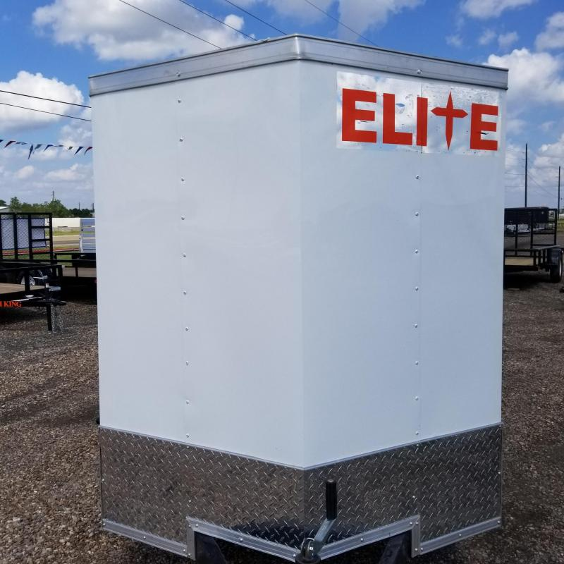 2018 Salvation Trailers 5' x 10' Enclosed Cargo Trailer CT-17