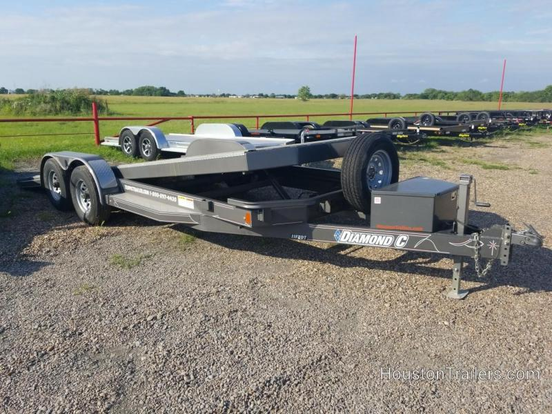 2017 Diamond C Trailers 20' Roadclipper Car / Racing Trailer CO-1018