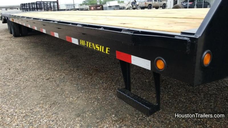 2018 Big Tex Trailers 35+5 25GN Flatbed Trailer BX-139