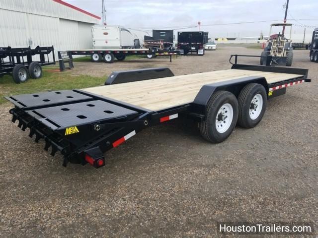 "2018 Big Tex Trailers 14ET 18' x 83"" Equipment Trailer BX-102"