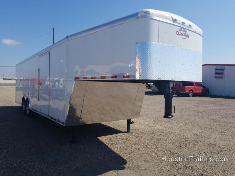 2019 Cargo Mate 24' x 8' SilverCrown Enclosed Cargo Trailer FR-53