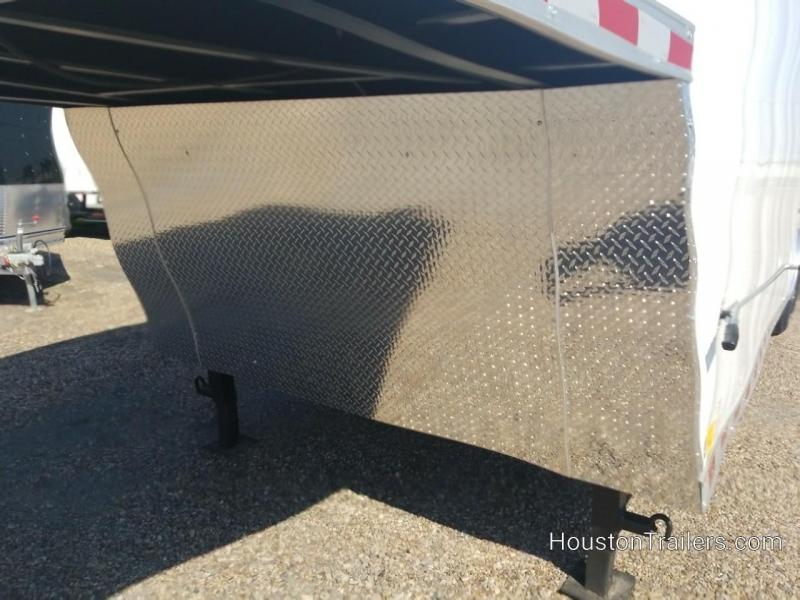 2019 Cargo Mate 24' x 8' SilverCrown Enclosed Cargo Trailer FR-53