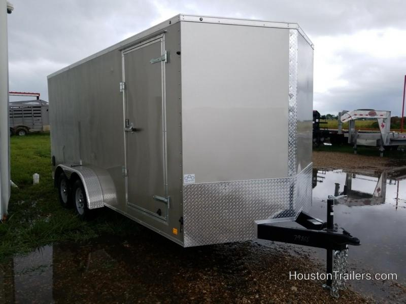 2019 Cargo Mate 16' Enclosed Cargo Trailer FR-56