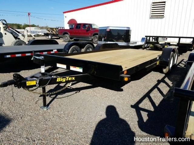 "2018 Big Tex Trailers 20' x 83"" 70CH Car / Racing Trailer BX-136"