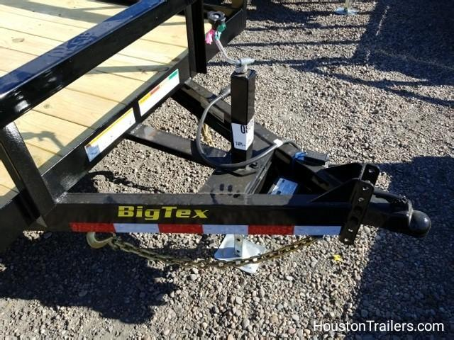 2018 Big Tex Trailers 16' x 7' 14PI Utility Trailer BX-124