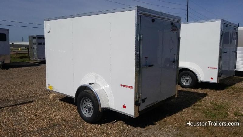 2018 Cargo Mate 6' x 10' Enclosed Cargo Trailer FR-49