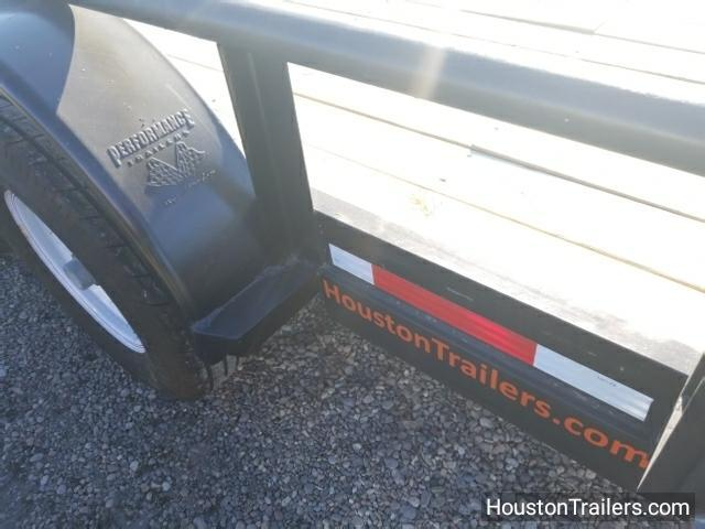 2008 Performance Trailers 16' HH Utility 12k Trailer #8043