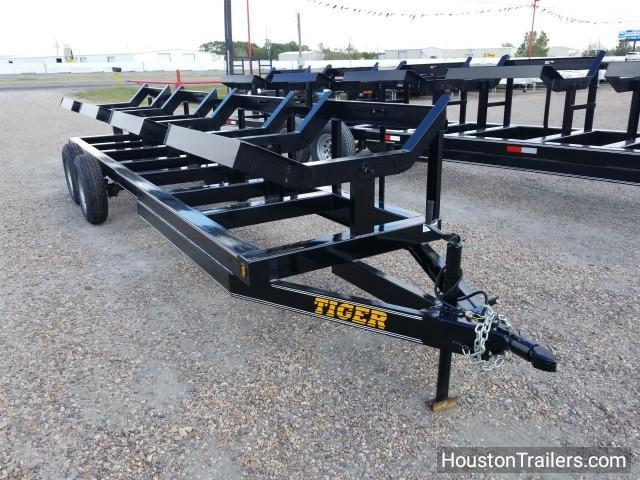 2018 Tiger 4820T 4 Bale Hay BP Trailer TI-14