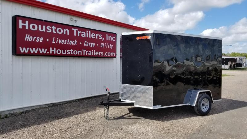 "2018 Salvation Trailers 6' x 10' x 6'8"" Enclosed Cargo Trailer CT-5"