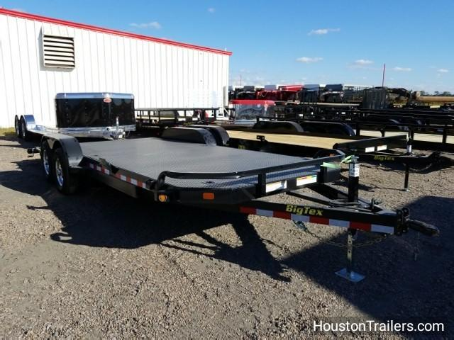2018 Big Tex Trailers 7' x 20' 10DM Car / Racing Trailer BX-135