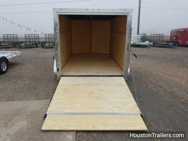 2018 Cargo Mate Trailers 7' x 12' Enclosed Cargo Trailer FR-39