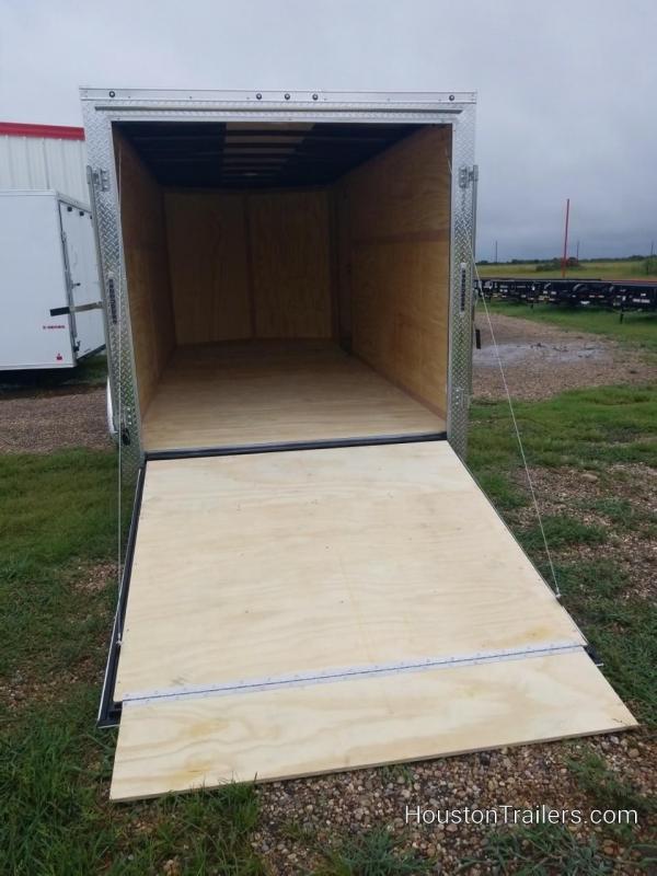 2019 Cargo Mate 16' x 7' Enclosed Cargo Trailer FR-57
