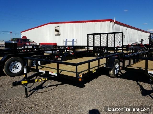 """2018 Big Tex Trailers 35SA 12' x 77"""" Utility Trailer BX-132"""