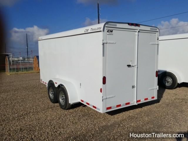 "2018 CM Trailers 16' x 6'8"" x 6'6"" Enclosed Cargo Trailer CM-33"