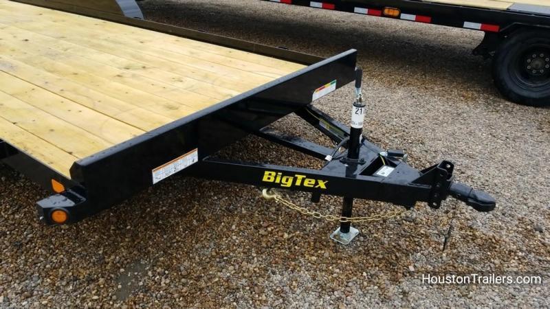 """2018 Big Tex Trailers 20' X 83"""" 70CH Car / Racing Trailer BX-143"""