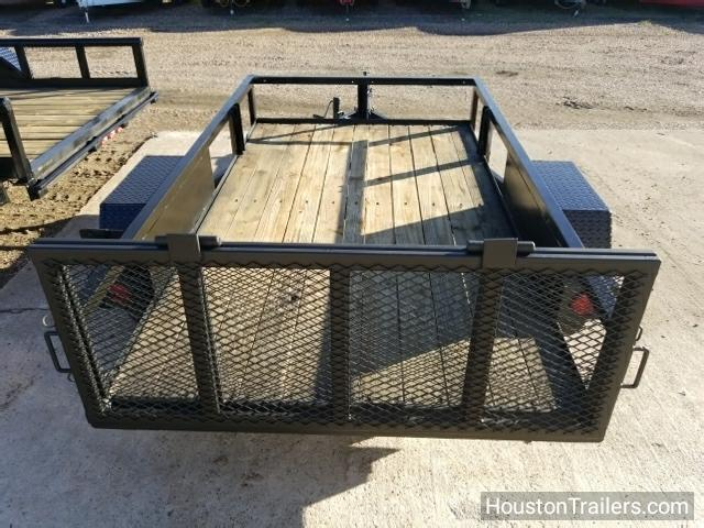 2003 Ranch King Trailers 5' x 8' Utility Trailer 8036